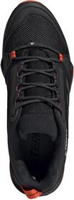 adidas TERREX AX3 Chaussures Homme, core blackcarbonactive orange